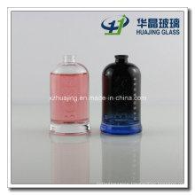 Screen Printing 100ml Empty Boss Cosmetics Glass Perfume Bottle