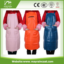 Many Color Adult PU Apron