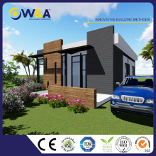 (WAS3505-110S) China Venta de Casas prefabricadas de construcción y Villa Fabricante