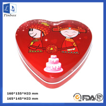 Metal Christmas Candy Tins For Sale