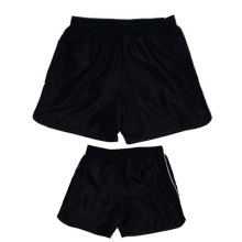 Yj-3033 Mens Black Running Shorts Work out Outfits Gear Fitness Outfits