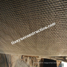 hot sale high quality and low price crimped wire mesh(facture and supplier)