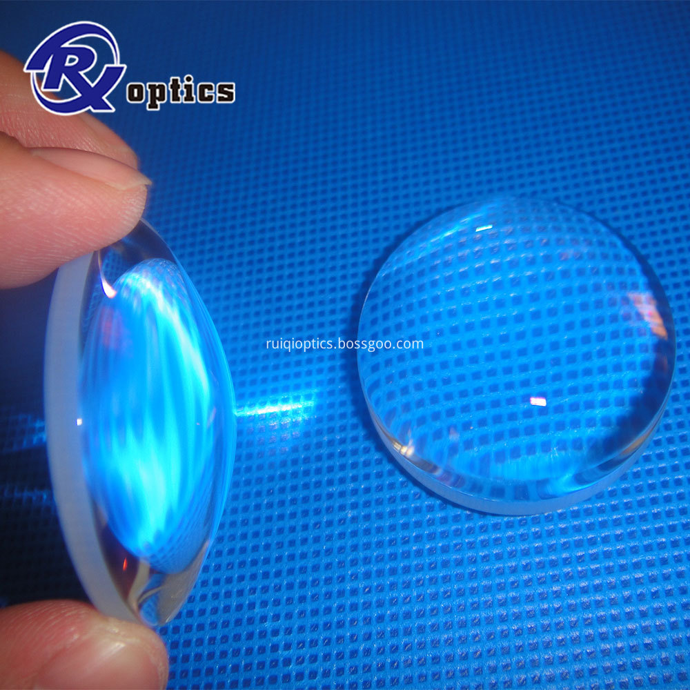convex aspheric