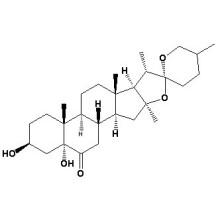 5-alfa-hidroxi-laxogenina