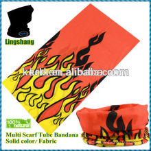 2015 unique bike bandana red tube neck warmer outdoor cycling scarf