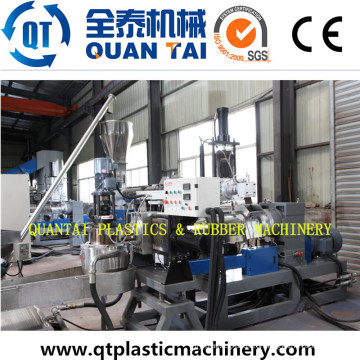 Used HDPE Flakes Plastic Recycling Machine /Production Line for Pelletizing