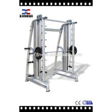 gym equipment names/body building machine/ Integrated gym trainer XR-9925 Smith machine