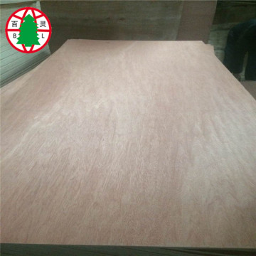 3MM Teak Veneer Coated Plywood Sheet