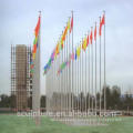 2016 New Modern Stainless Steel Flagpole