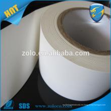 La fábrica directamente suministra el rodillo del papel de la impresión del seif de la etiqueta engomada en blanco