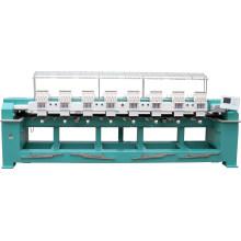 Alta velocidad 8 cabeza 9/12 colores máquina de bordado computarizado