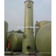 Depuradores de torre empaquetados en polipropileno Control de olor industrial