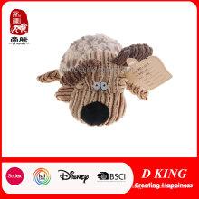 Les jouets pour animaux de compagnie à mâcher attirent les jouets de grincement de chien de chiot
