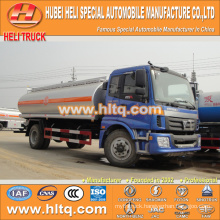 FOTON 4X2 10000L acid tank truck for sale , china factory supply