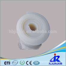 1mm Transparent Silicone Rubber Mat , Silicone Sheet in Rolls