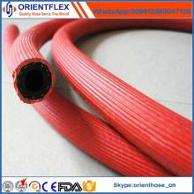 Tuyau d'air de PVC de renfort de polyester à haute résistance