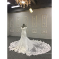 Sexy mermaid wedding Dress really sample
