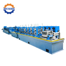 Frekuensi Lurus Seam Welding Pipe Roll Forming Machine