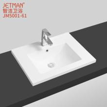 Porcelaine table top salon cheveux lavage nouveau modèle lavabo