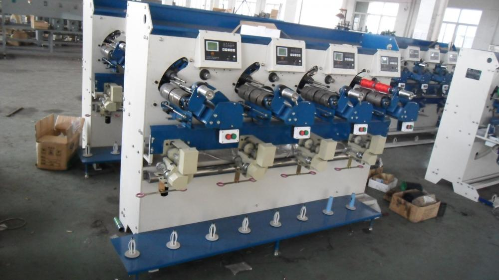 High Speed Sewing Polyester Yarn Winding Machine