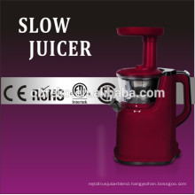 Powerful DC Motor Tritan Auger Plastic Housing Slow Juicer