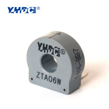 3mA-1A ZTA series PCB welded Zero sequence current transformer YHDC