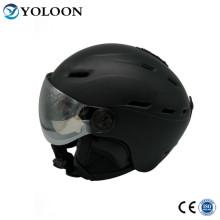 Custom Painted Ski Helmets Integrated Visor