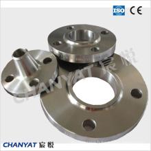 Bride de soudure en acier inoxydable (F316Ti, F317L, F309H)