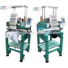 Вышивальная машина нового типа многоцелевого назначения с одной и той же головкой 12 игл