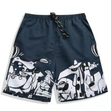 Men's Beach Shorts With Drawstring Fashion