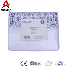 5pc high quilty bed sets and microfiber bed sheet set for home,polyester bed sheet set