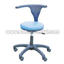 Стоматологический стул для медсестры с помощью