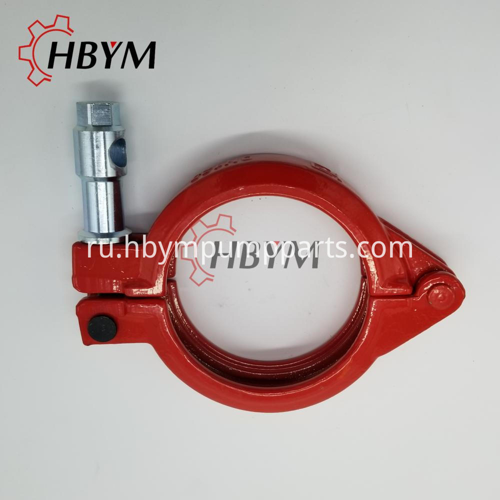 Dn125 Forged Bolt Clamp 3