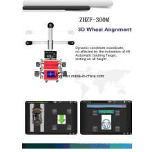 Zhzf-300m 3D Wheel Aligner