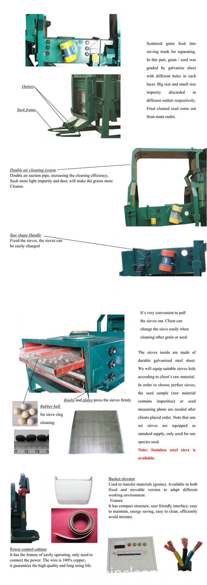 Seed Cleaning Machine (3)