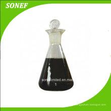 Fabrication d'engrais à l'acide humique aux algues
