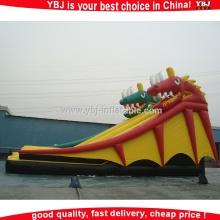2015 commercial wet dry inflatable slide for pool,giant inflatable slide for sale / 2015 inflatable slide for children