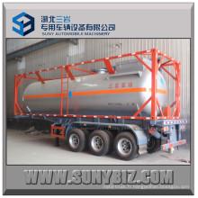 40FT T50 45cbm ASME LPG Tank Container