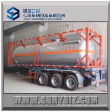 40FT T50 45cbm ASME LPG Tank Container