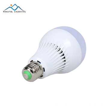 Высокое качество 3W 5W 7W 9W 12W e27 SMD2835 аккумуляторная аварийная светодиодная лампа