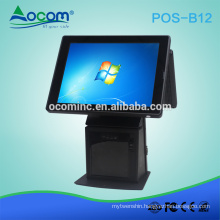 POS-B12 12 inch electronic touch screen cash register machine