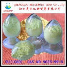Predispersed enxofre insolúvel IS60, IS90, IS6033 para a indústria de borracha
