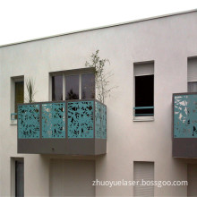 Laser Cut Custom Balcony Panel