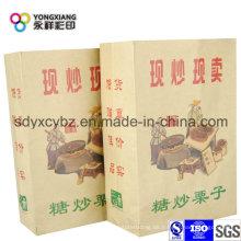 Laminierte Papier Nuts Bag