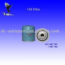 Filtro de aceite automático 1 007 705 para Ford, Chrysler, Dodge, Jeep, GM, Saturno, Lexus, Saab, Suzuki