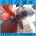 1220*2440mm Anti-Slip 18mm Brown Film Faced Plywood, 4X8′ Waterproof Plywood