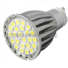 GU10 24 PCS 5050 SMD LED Lamp (Aluminum Shell) (GU10AA2-S24)