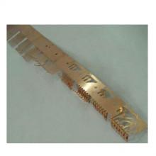 Conector terminal automático de precisión que sella el pin terminal de la pieza