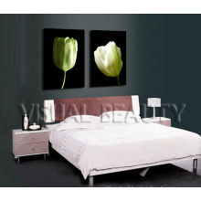 Home Decor Flower Art Painting/Stretched Flower Painting Print/Canvas Painting For Bedroom