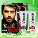 Character Hair Color Cream for Man Beard Beauty
